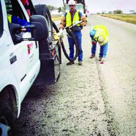Pavement Preservation & Maintenance Materials & Equipment