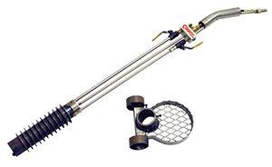 heat lance equipment