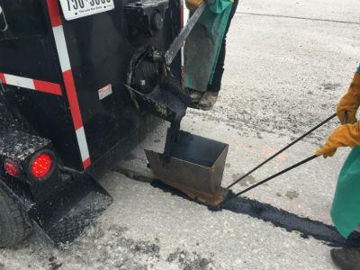 Mastic One wird am DFW-Flughafen angewendet