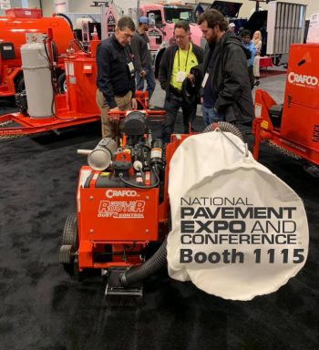 Crafco en National Pavement Expo 2020
