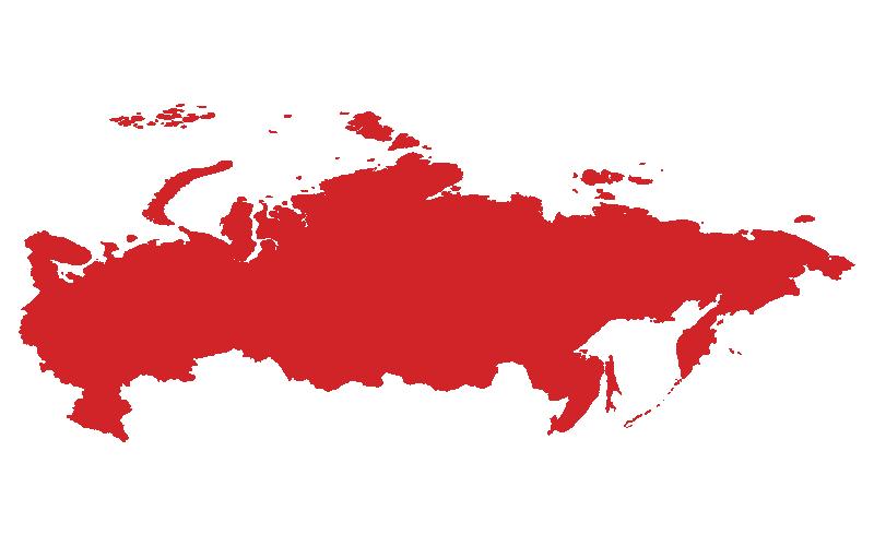 Región de ventas de Crafco: Rusia y la antigua CEI